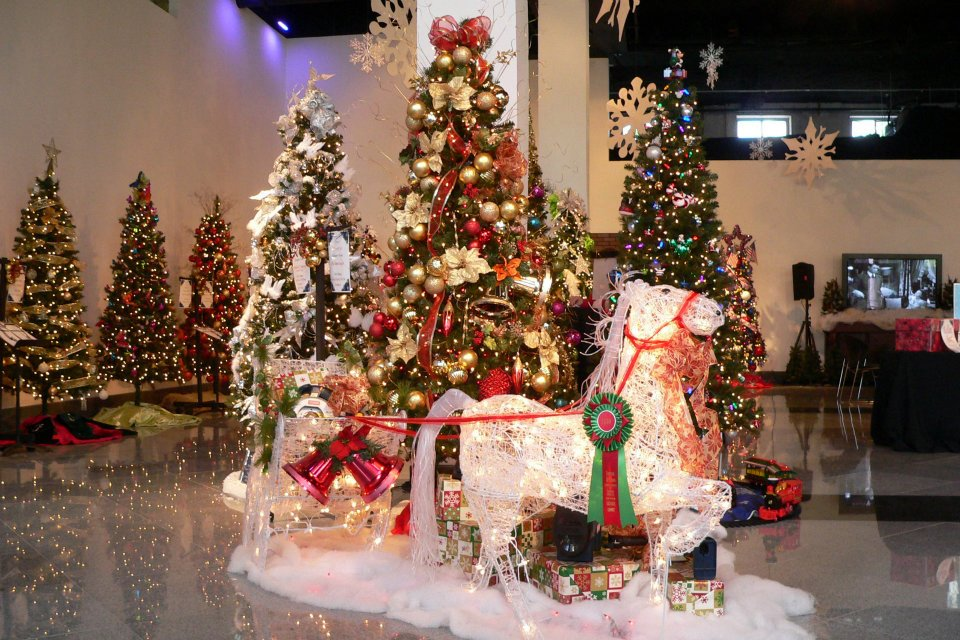 Festival of Trees 2008 Peoples Choice- The Home Depot